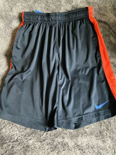 Men's Nike Shorts Navy Blue Size M