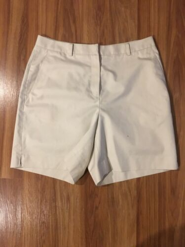 346 Brooks Brothers Light Khaki Shorts Women's Size 10