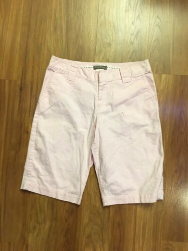 Tommy Bahama Women's Size 4 Pink Bermuda Shorts