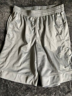 Men's Nike Light Grey Shorts Sz L