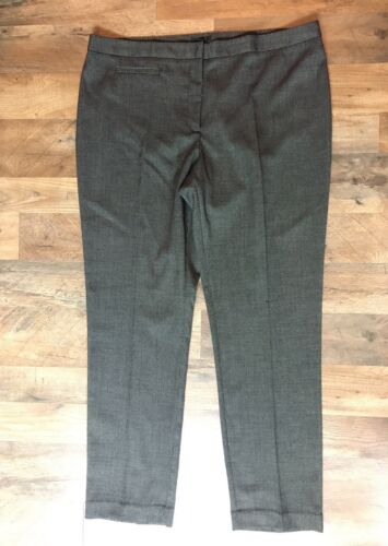 Worthington Women's Size 16 Modern Fit Dress Pants Black With Tiny White Specks