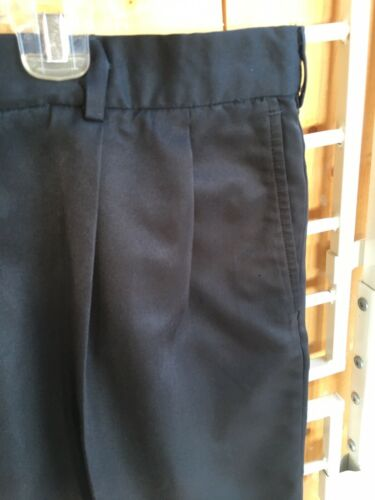 Perry Ellis America Mens Size 42 Chino Shorts Black Casual/ Dress