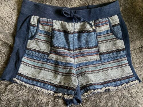 Women's Cato Navy Blue Shorts Sz 14/16