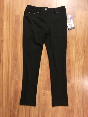 NEW Style & Co Women's Sz 2P Black Stretch Leggings Slim Leg NWT
