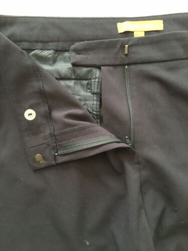 Ellen Tracy Women's Size 14 Black Dress Pants