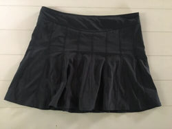 Athleta Women's Size 14 Athletic Skirt With Zipper Pocket And Drawstring Waist