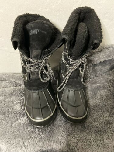Womens Irene Snow Winter Boots Sz 8