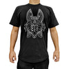 "Anubis ""Lord of the Two Lands"" Screen Printed T Shirt"