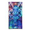 """Astral Body"" Full Size Bath Towel"