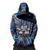 """Cosmic Awakening"" Fleece Lined Hoodie"