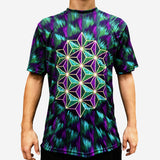 """Geo-Shatter #3"" T Shirt- Clearance"