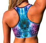 """Infinitude"" Women's Crop Top- Clearance"