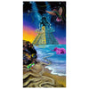 """Kingdom of Bass"" Full Size Beach Towel"