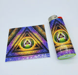Vinyl Lighter Stickers / Wrapped Lighters