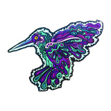 """Melty Bird"" - Vinyl Decal"