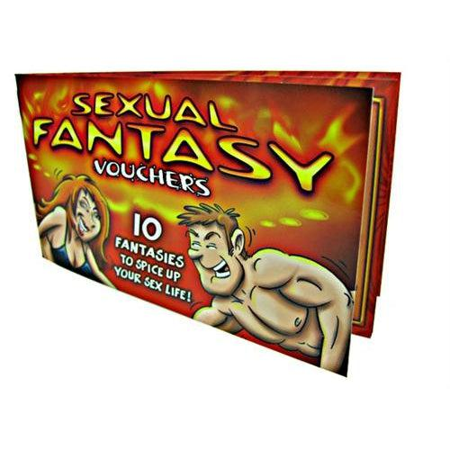 Sexual Fantasy Vouchers OZ-VB-09E
