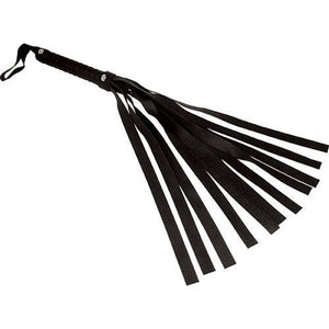 Sex and Mischief Faux Leather Flogger SS100-40
