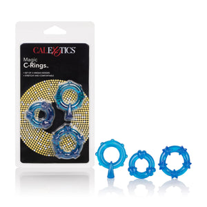 Magic C-Rings - Blue SE1429352