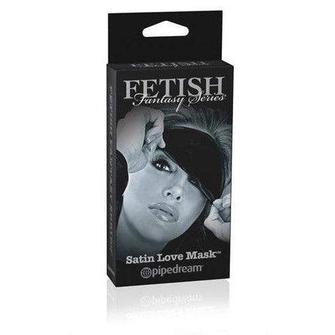 Fetish Fantasy Series Limited Edition Satin Love Mask PD4405-23