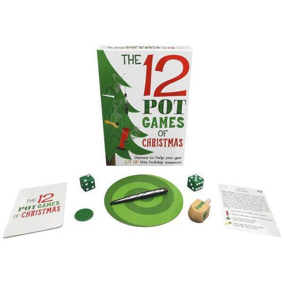 12 Pot Games of Christmas KG-XM007