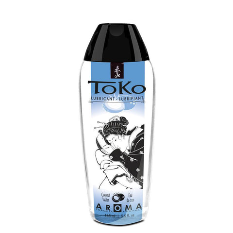 Toko Aroma Personal Lubricant - Coconut Water - 5.5 Fl. Oz. SHU6410