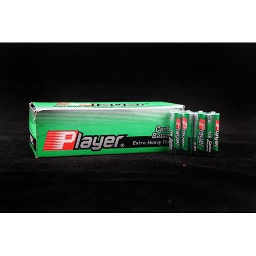 Player Extra Heavy Duty AA Batteries - 60 Count Box SP1