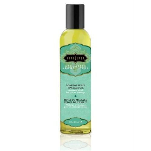 Aromatic Massage Oil - Soaring Spirit 8 Fl Oz KS0023