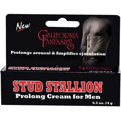 Stud Stallion - Prolong Cream for Men - 0.5 Oz. Tube - Boxed CF-STU-BX