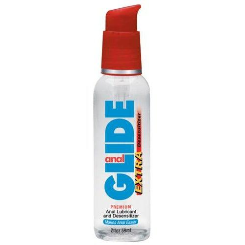Anal Glide Extra 2 Oz Pump Bottle BA-AGE20
