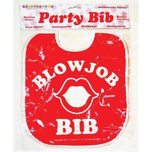 Blow Job Bib CP-646