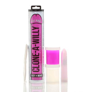 Clone-a-Willy Kit - Hot Pink BD8020