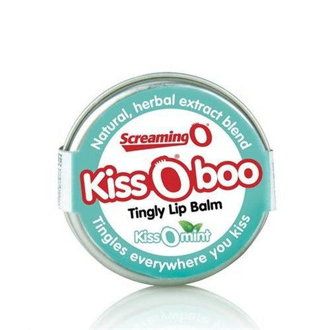 Kissoboo Tingly Lip Balm - Each - Kissomint KIS-PEP-110E