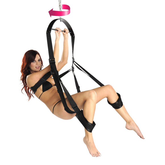 360 Degree Spinning Sex Swing TV-AC205