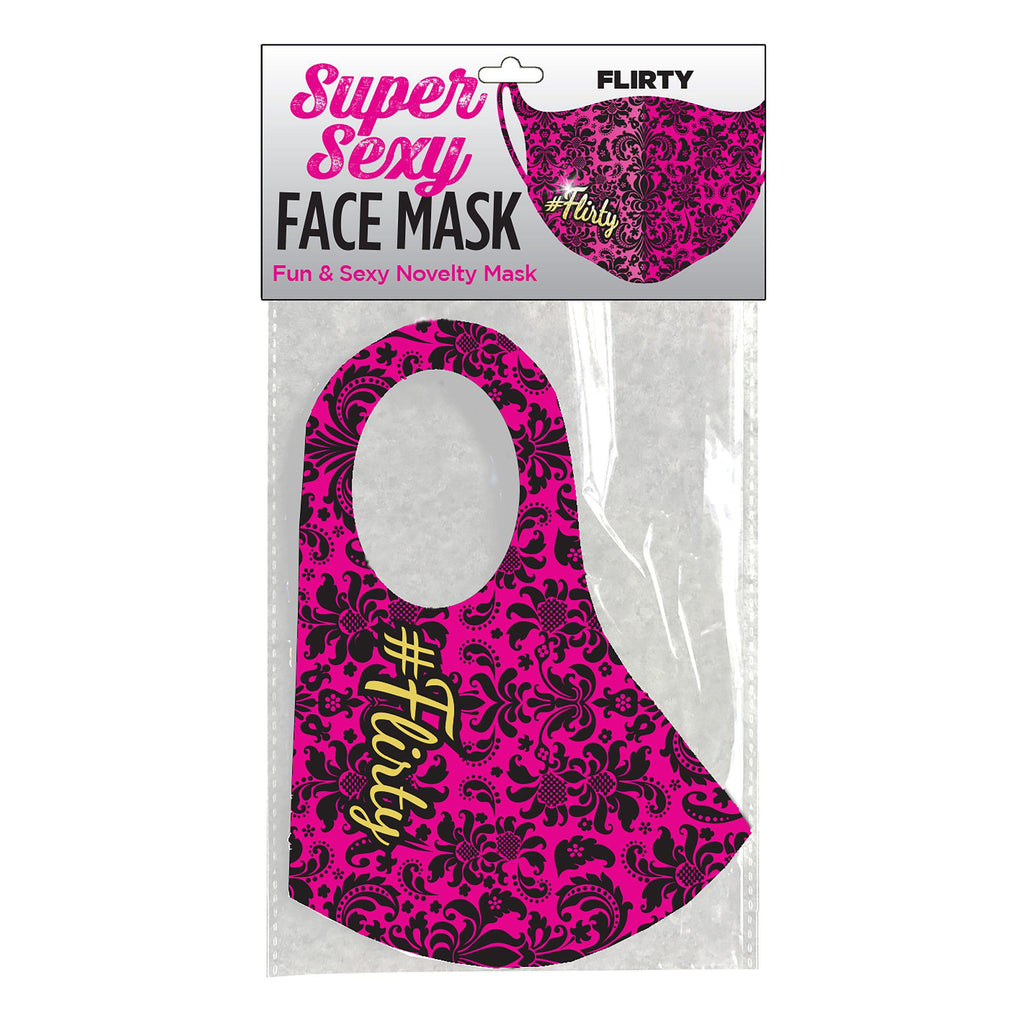 Super Sexy Flirty Face Mask LG-CP1021