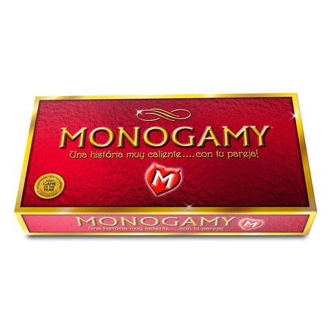 Monogamy a Hot Affair With Your Partner - Spanish Version CC-USMONOGSP