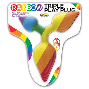 Rainbow Triple Play HTP3249