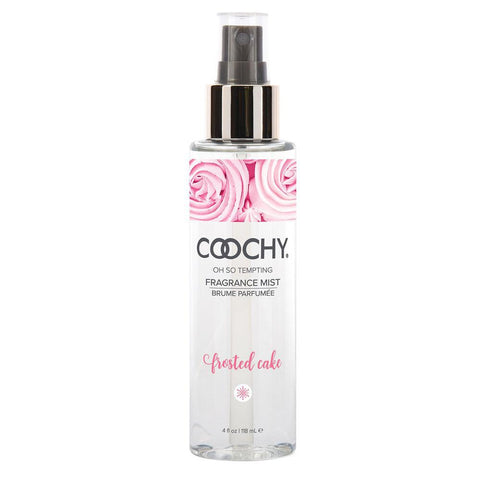 Coochy Body Mist Frosted Cake 4 Fl. Oz. 118ml COO3003-04