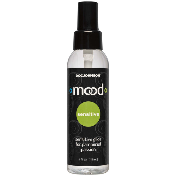 Mood - Sensitive Glide - 4 Fl. Oz. - Bulk DJ1362-10-BU