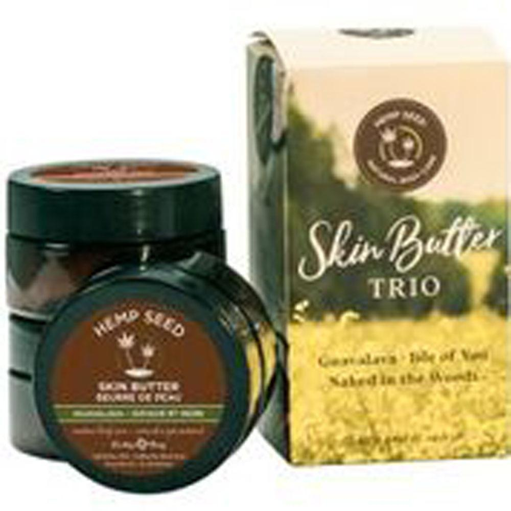 Skin Butter Trio - Three 1.8 Oz Jars EB-HSSB200