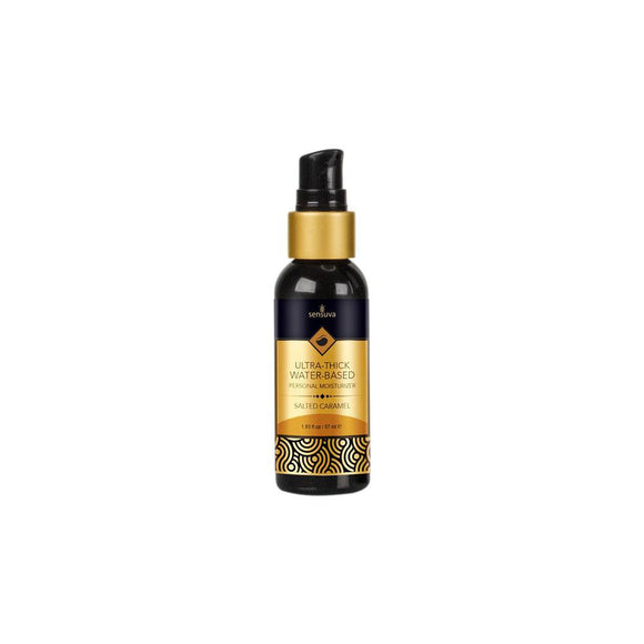 Ultra-Thick Water-Based Personal Moisturizer 1.93 Fl Oz. - Salted Caramel SEN-VL763