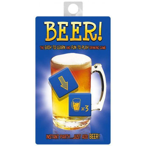 Beer! - Large Dice Game KG-BGD75