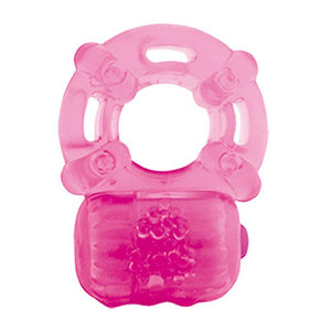 Reusable Cock Ring - Pink AL-283PK