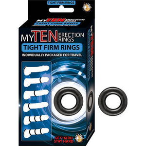 My Ten Erection Rings NW2693