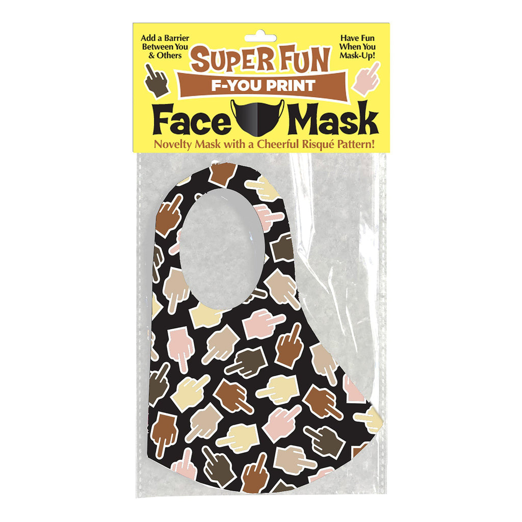 Super Fun F-You Finger Mask LG-CP1018