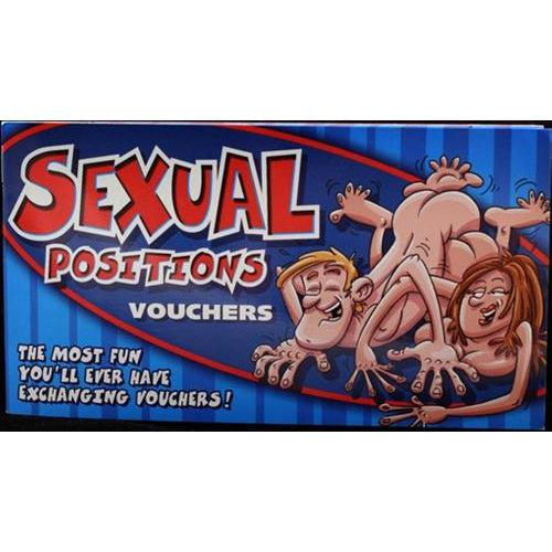 Sexual Positions Vouchers OZ-VB-14E
