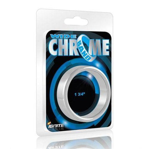Wide Chrome Band LR307 wc SI-95025