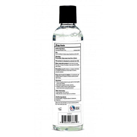 Maximum Strength Sanitizer - 8 Fl. Oz./ 236 ml