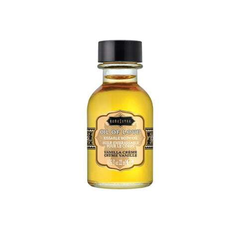 Oil of Love - Vanilla Creme - 0.75 Fl. Oz. / 22  ml KS12006