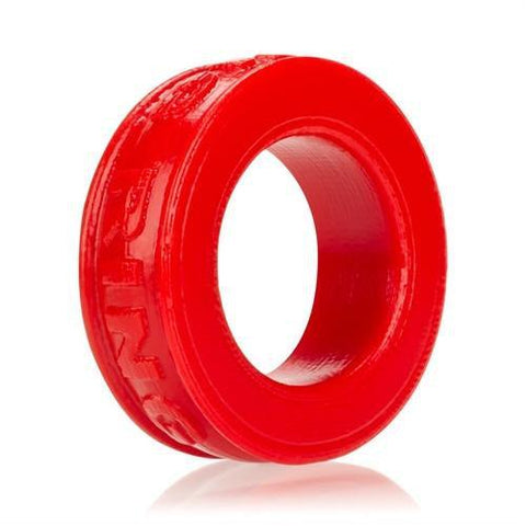 Pig-Ring Comfort Cockring - Red OX-1072-RED