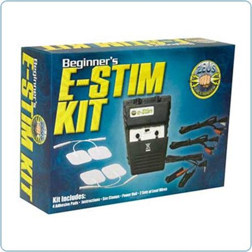 Beginner Electrosex Kit ZE-MI800